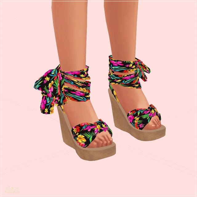 Sims 4 CC's - The Best: Shoes by Marigold
