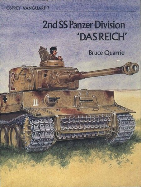 2nd SS Panzer Division - VANGUARD 07