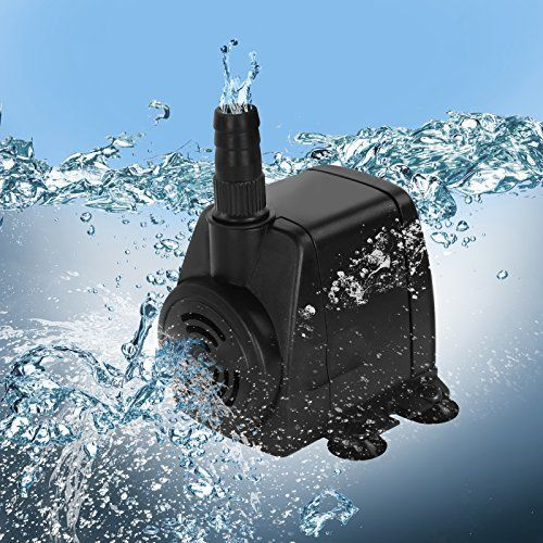 jago pompe eau submersible pour aquarium tang fontaine 800 l h d bit au choix price 9. Black Bedroom Furniture Sets. Home Design Ideas