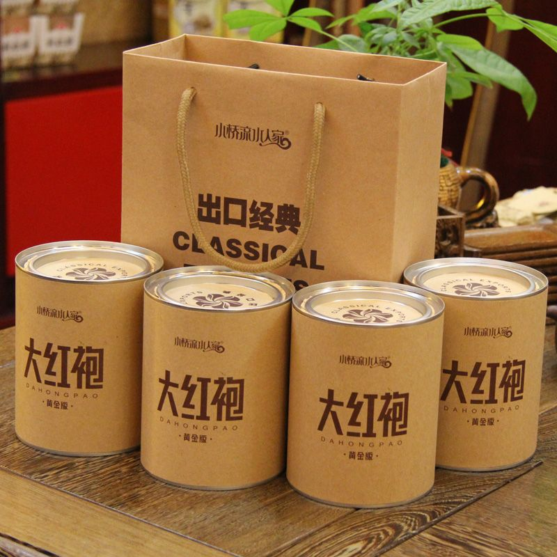 fresh new 2013 Oolong tea wuyi dahongpao 4*100g premium wuyi mountain  $34.75