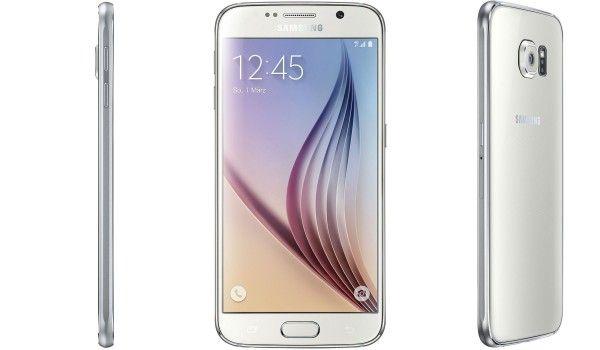 Test Smartphones: Samsung Galaxy S6