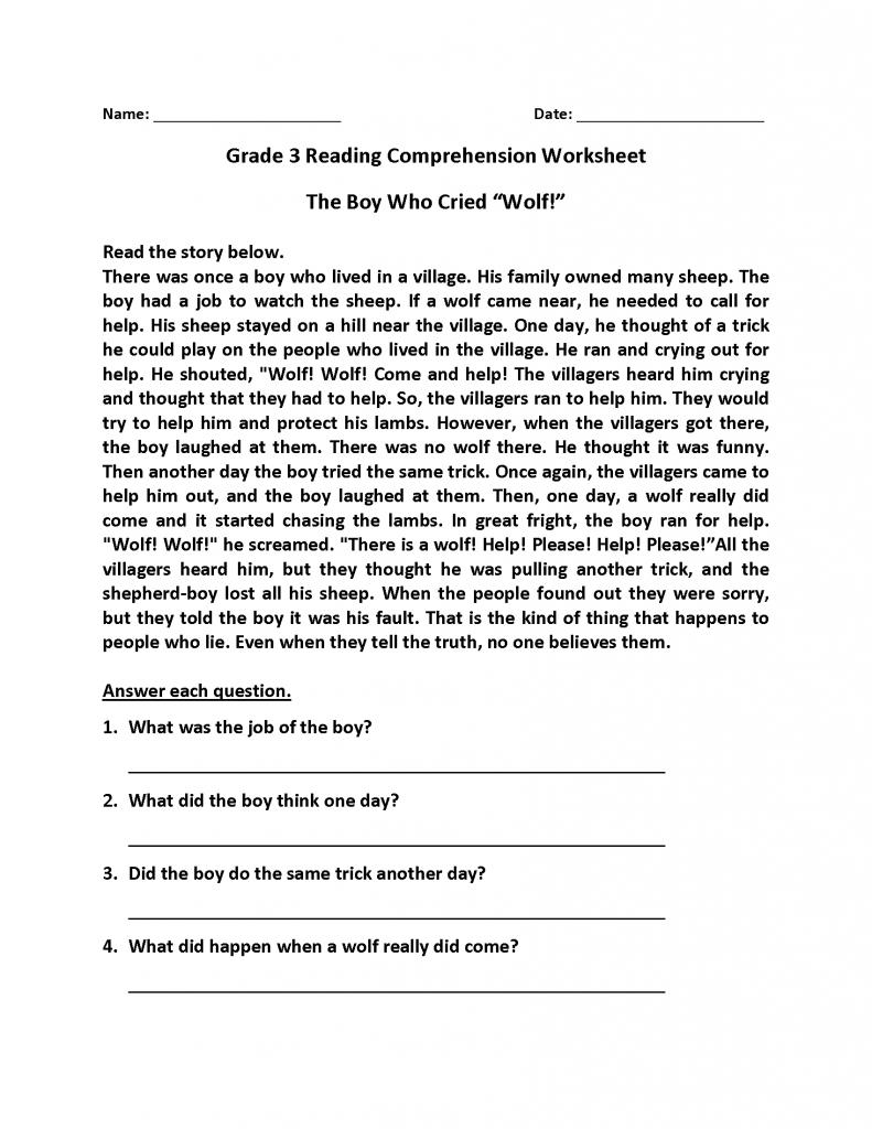 Reading Comprehension Worksheets Best Coloring Pages For Kids Reading Comprehension Worksheets Comprehension Worksheets Reading Comprehension [ 1024 x 791 Pixel ]