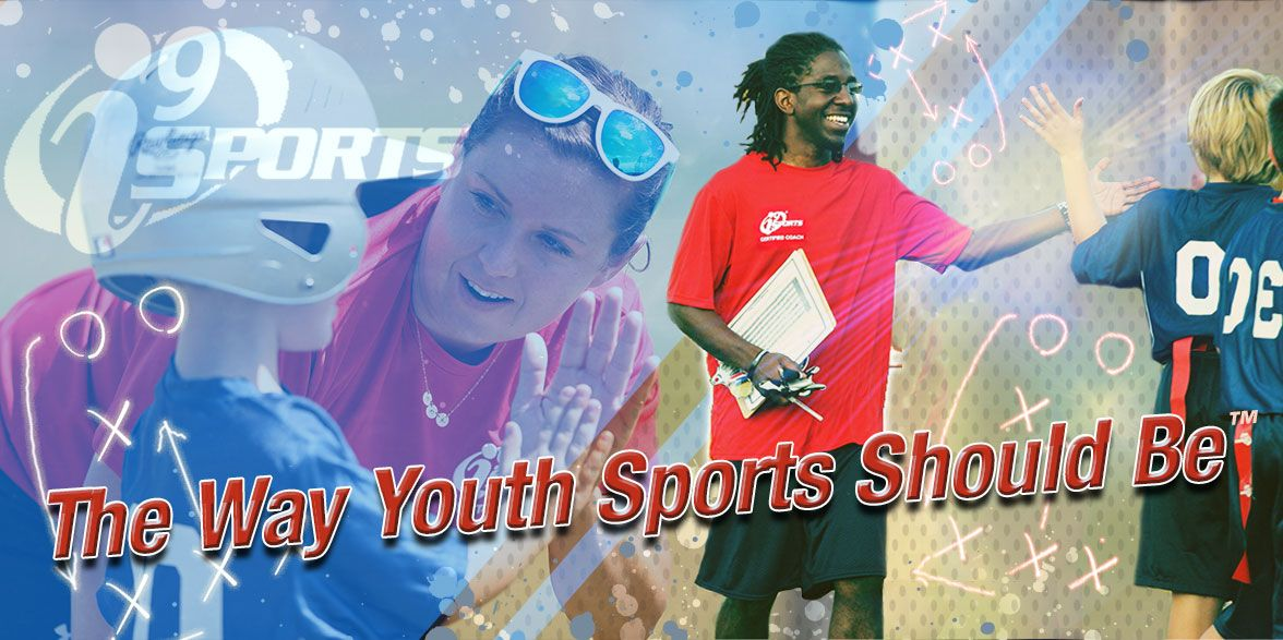 i9 Sports offers youth sports leagues, camps and clinics