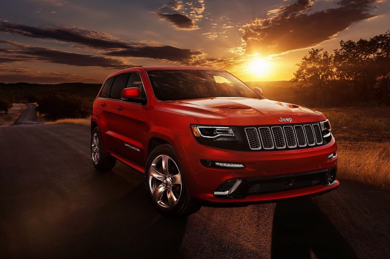 2017 Jeep Grand Cherokee Trackhawk Jeep grand cherokee