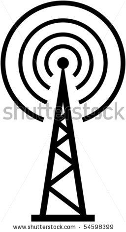 radio tower | logos | pinterest | radios, app icon and cover design
