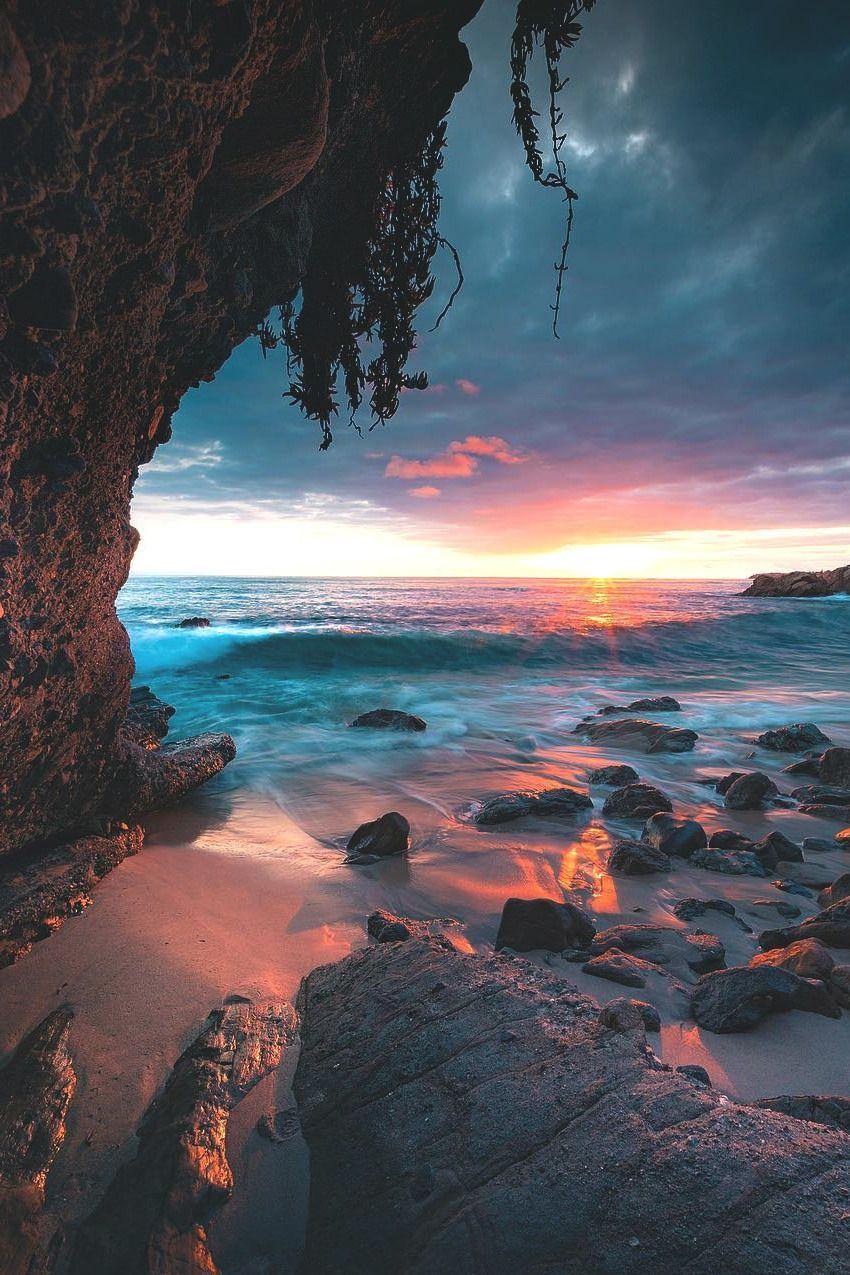 Moss Cove Beach Ca Beautiful Landscape Photography Landscape Photography Beach Landscape