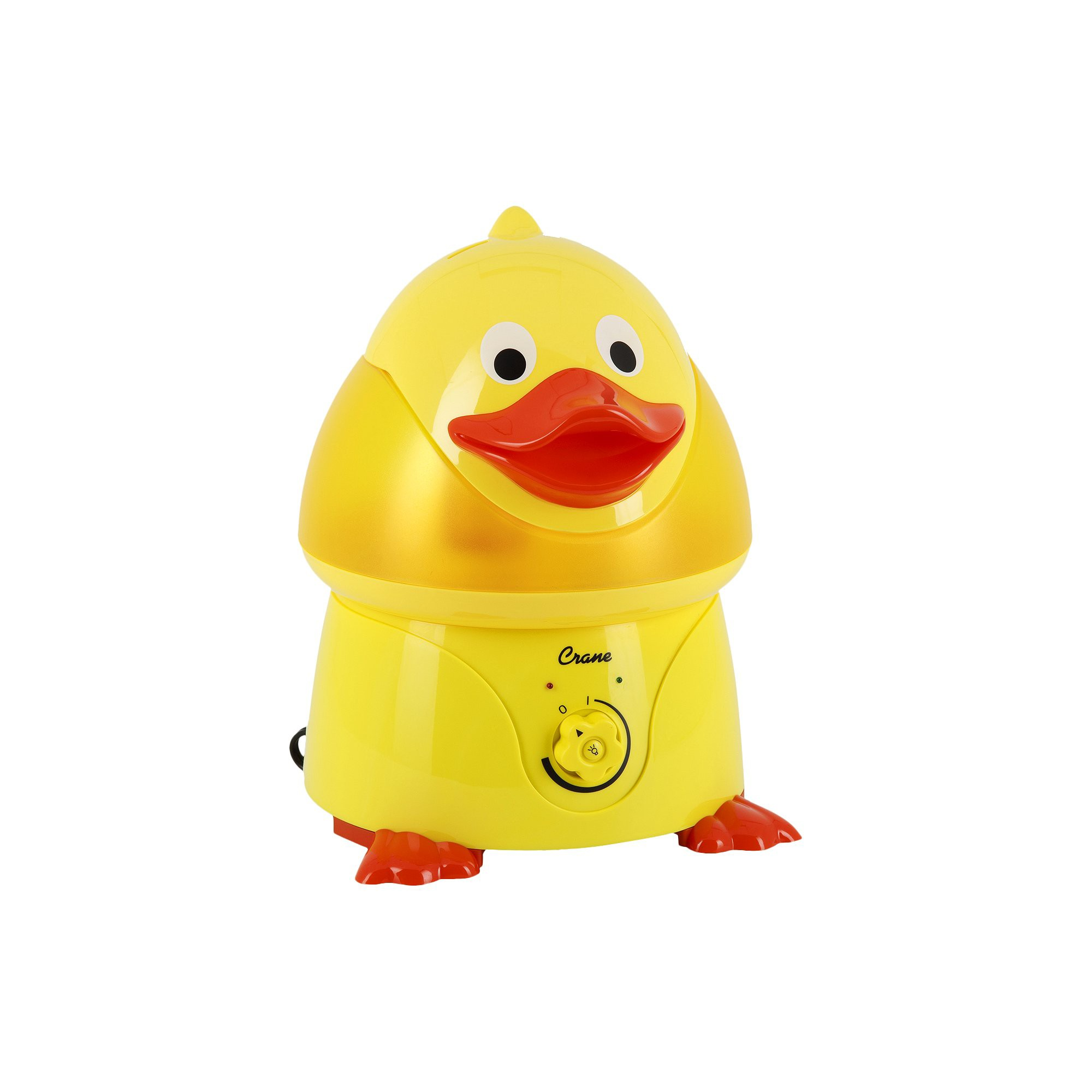 Crane Adorable Ultrasonic Cool Mist Humidifier Duck