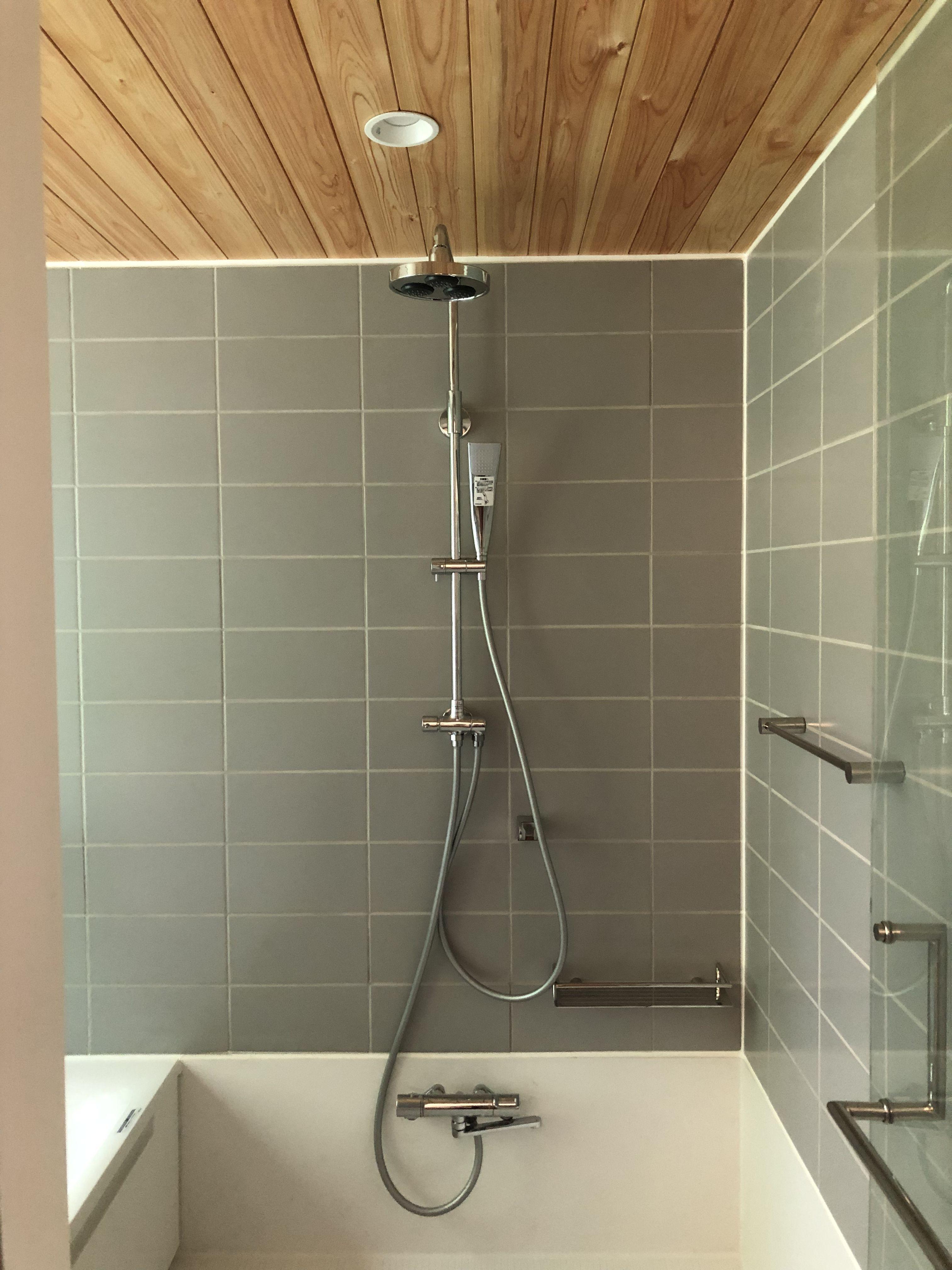 無垢の木の包丁スタンド 販売をはじめました 画像あり ユニットバス インテリア 浴室 デザイン バスルーム おしゃれ
