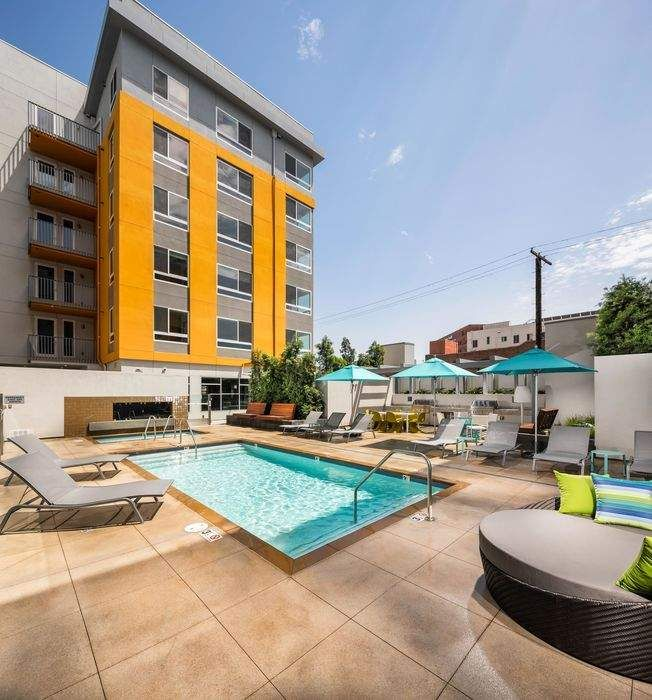 Onyx Apartments Completed In South Park