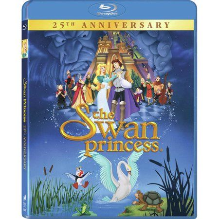 The Swan Princess (Blu-ray) #bluray