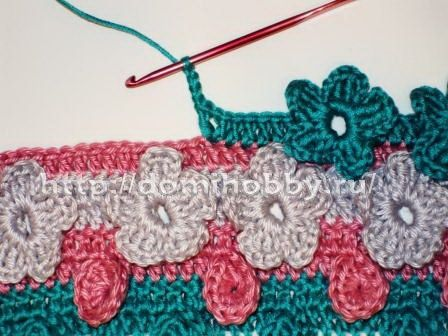 interesting variation. | Crochet ~ Instructional | Pinterest ...