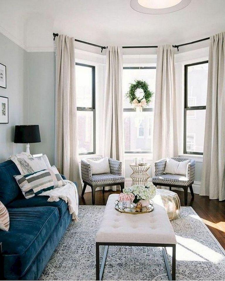 90 Models Bay Window Design Ideas Living Room To Inspire