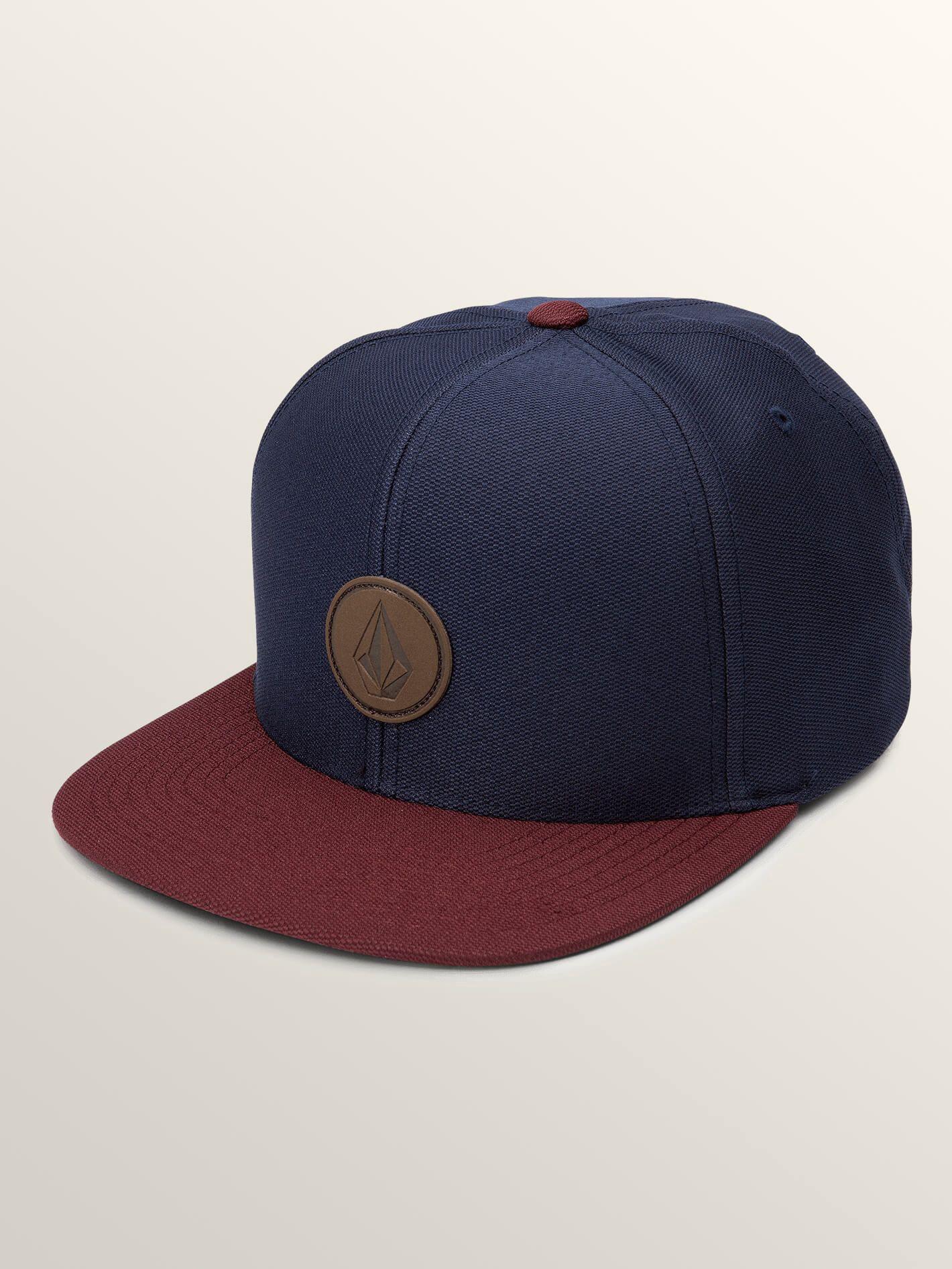 Volcom Quarter Fabric Hat - Camper Blue O S  b6244d618943