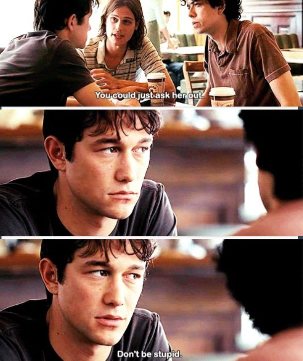 500 Days Of Summer Quote Funny Films 500 Days Of Summer Girly