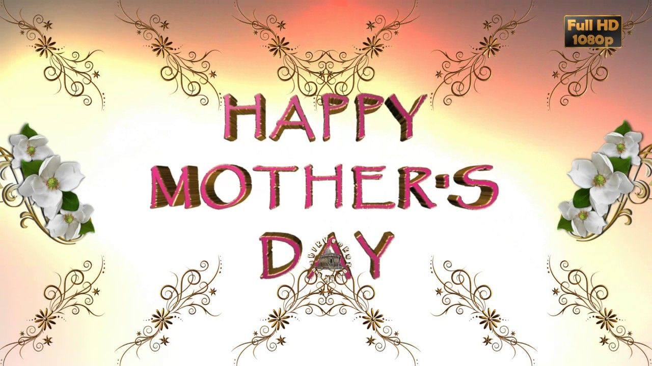 Happy Mother S Day 2017 Wishes Whatsapp Video Greetings Animation Messag Happy Mother S Day Gif Happy Mothers Day Mothers Day Gif