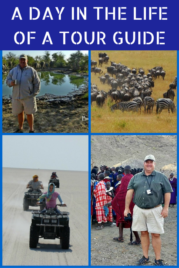 "In this edition of ""A day in the life of"" we interview Africa tour guide Pierre Duval from Bushbaby Safaris. Read more about being a tour guide here."