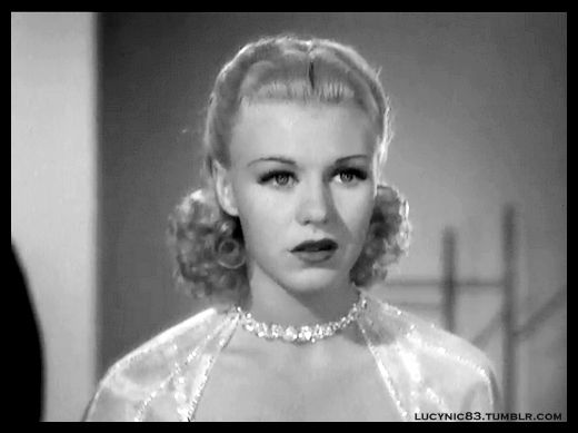 """Ginger Rogers - ginger-rogers Photo from """"Swing Time"""""""