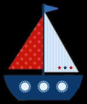 Marinero patrones aplicaciones centro de mesa - Imagenes de barcos infantiles ...