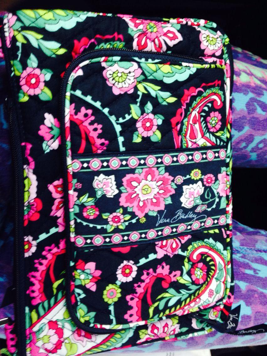 Vera Bradley petal paisley little hipster  d3a00d0cd1055