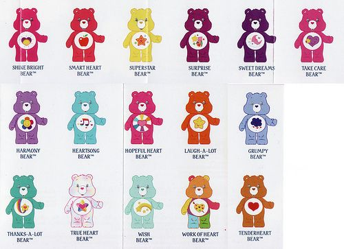 I loved Carebears, not just because it was a nickname of mine #carebearcostume
