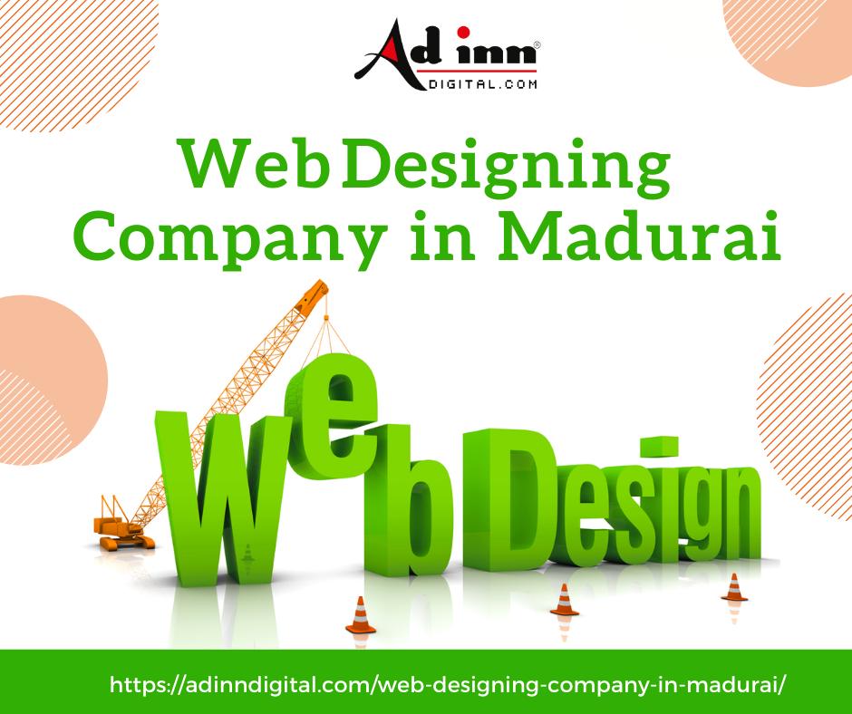 Web Designing Company In Madurai Adinn Digital En 2020 Con Imagenes