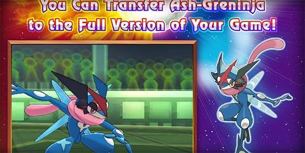 How To Get Ash Greninja In Pokemon Sun And Moon