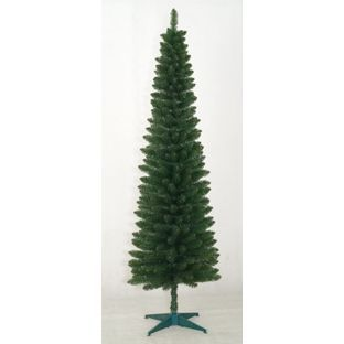 Buy Green Pencil Christmas Tree - 6ft at Argos.co.uk - Your Online Shop for Christmas trees.
