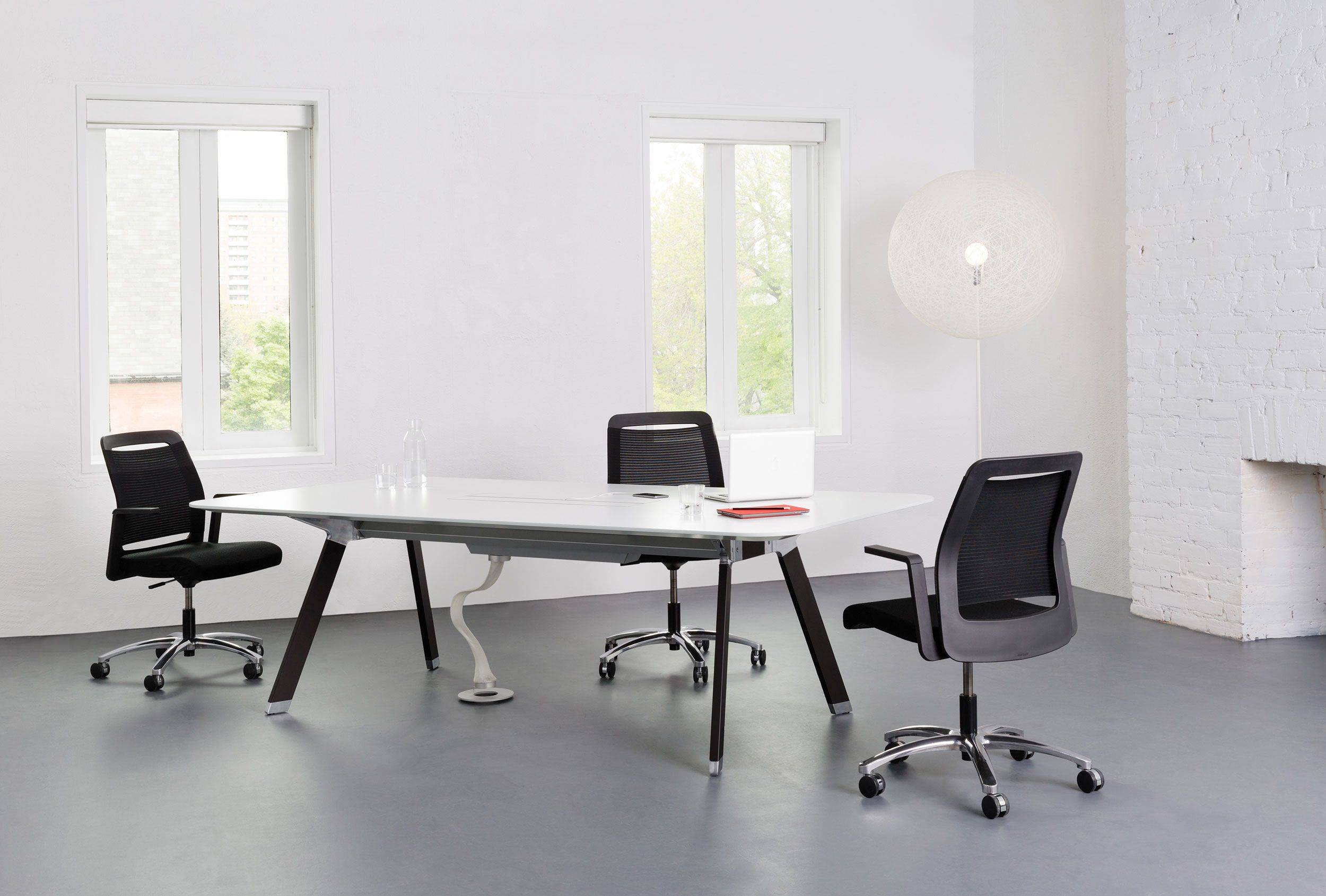 For The Executive Who Holds Frequent Meetings And Needs Ample