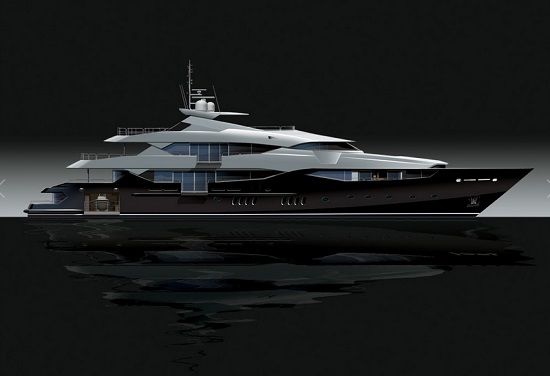 Sunseeker's largest ever yacht is nearing completion.  The new 155 Yacht boasts an impressive range of up to 4,500 nautical miles. The first 155 Yacht will include a fully-equipped commercial galley.The upper deck features a huge sky lounge which can be dedicated to private entertainment.  CeremoniesAtSea.com