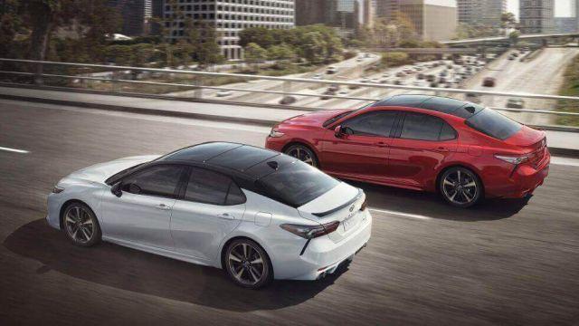 brand new camry 2018 price harga velg grand veloz toyota xse hybrid interior specs cars