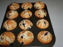 Blueberry Buttermilk Muffins Recipe - Food.com