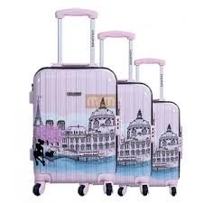 Image result for butterfly luggage sets