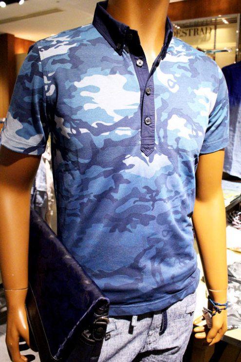 1fac79b0150c ディストラッド ポロシャツ 11,880円 阪急メンズ東京(阪急メンズ・トーキョー、阪急MEN'S