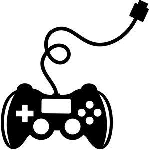 Video Game Control Svg S Pinterest Silhouette Design