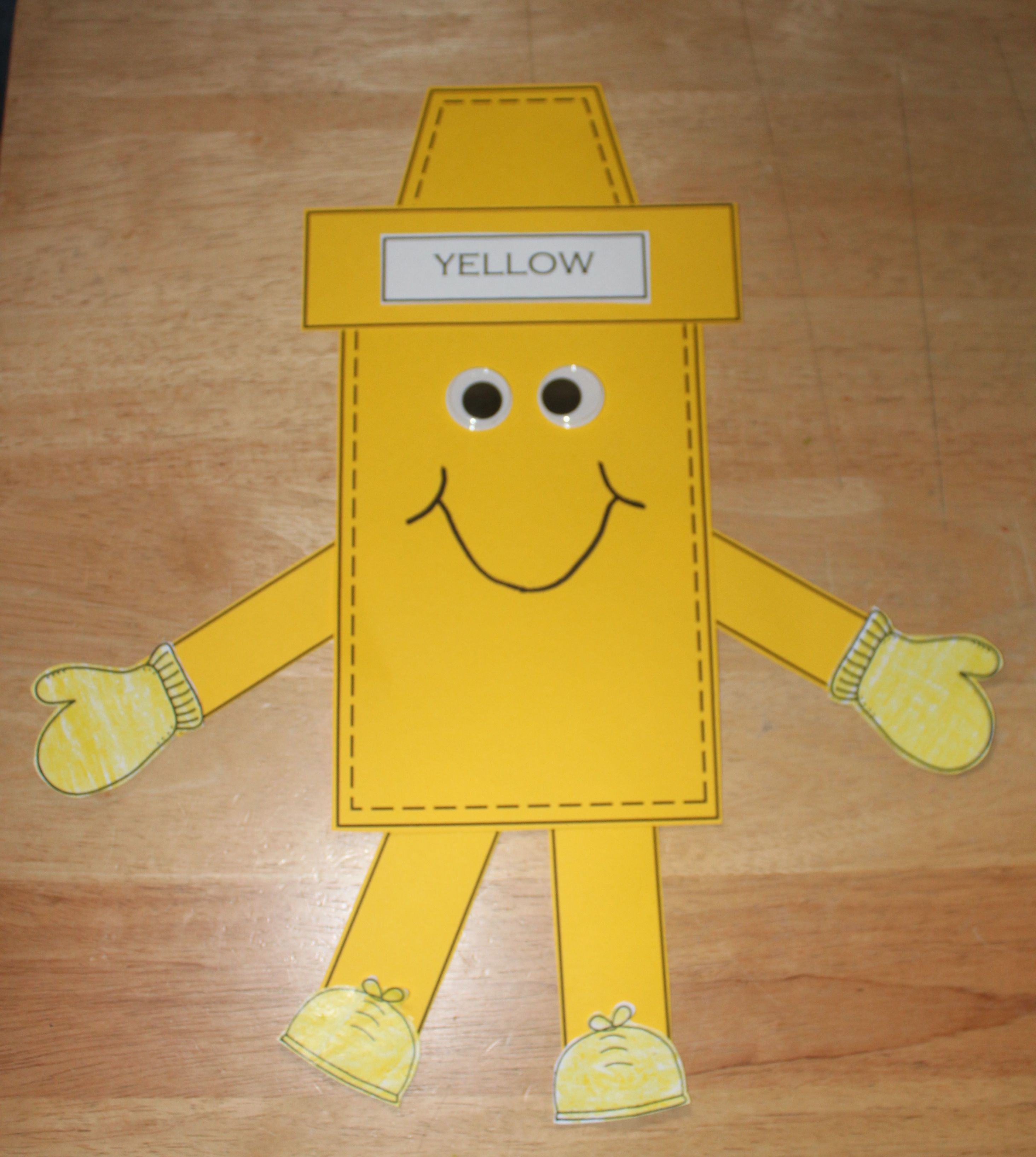 Color Crayon People Templates Are Currently Being Added To