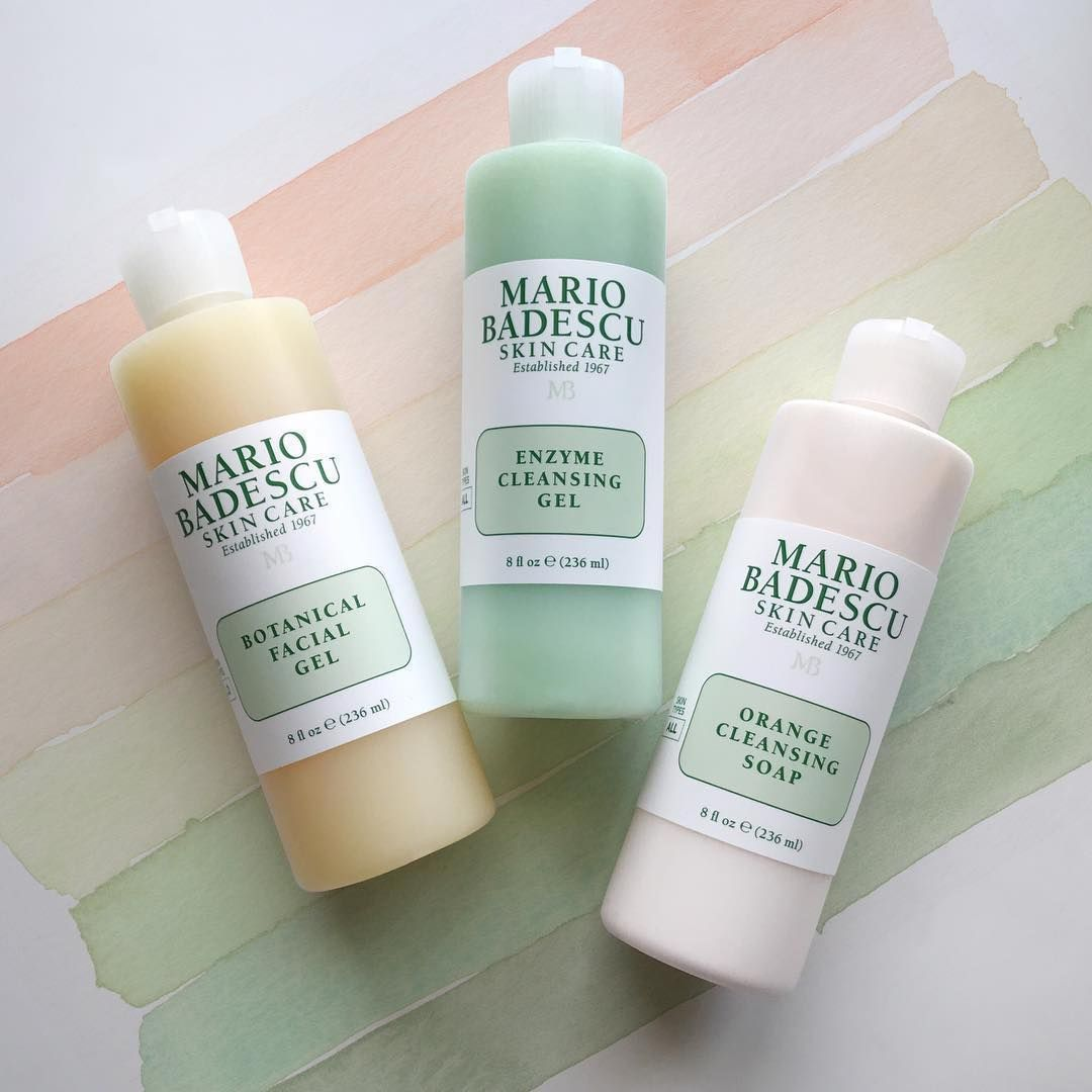 Repost Mariobadescu Beautiful Skin Starts With A Clean
