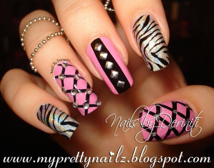 Bling nail designs you can get the nail art studs rhinestones bling nail designs you can get the nail art studs rhinestones at www prinsesfo Images