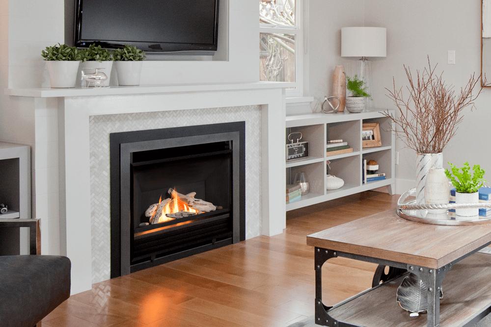 Valor Horizon Zero Clearance Fireplace Designs Range From
