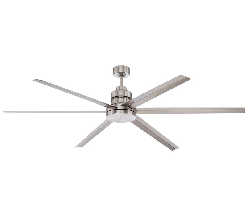Craftmade mnd72bnk6 mondo 72 outdoor ceiling fan with remote craftmade mnd72bnk6 mondo 72 outdoor ceiling fan with remote brushed polished nickel mozeypictures Choice Image