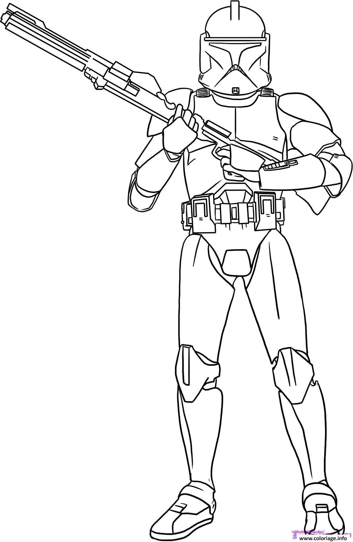 Unique Coloriage Star Wars 2