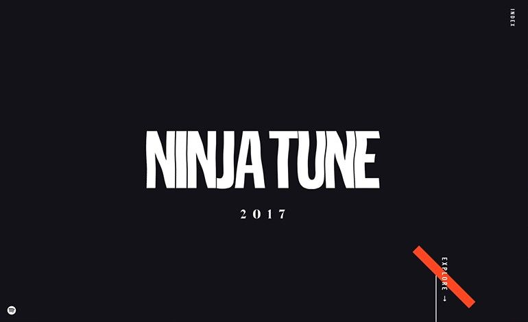 Featured of the day 21 dec 2017 ninja tune 2017 by