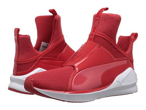 puma fierce rouge