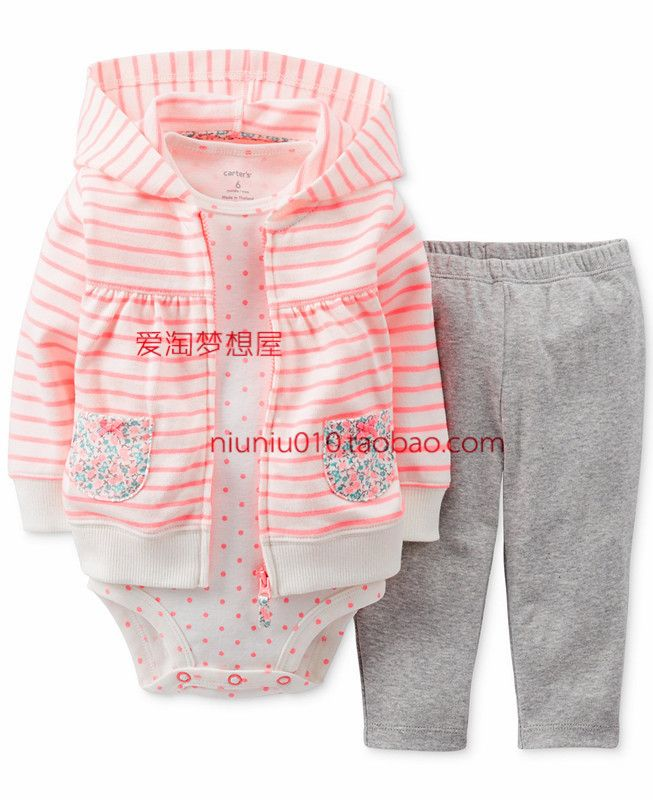 41b42117dc2b Carter s baby girl outfit from Niuniu010 shop - Taobao 138rmb ...