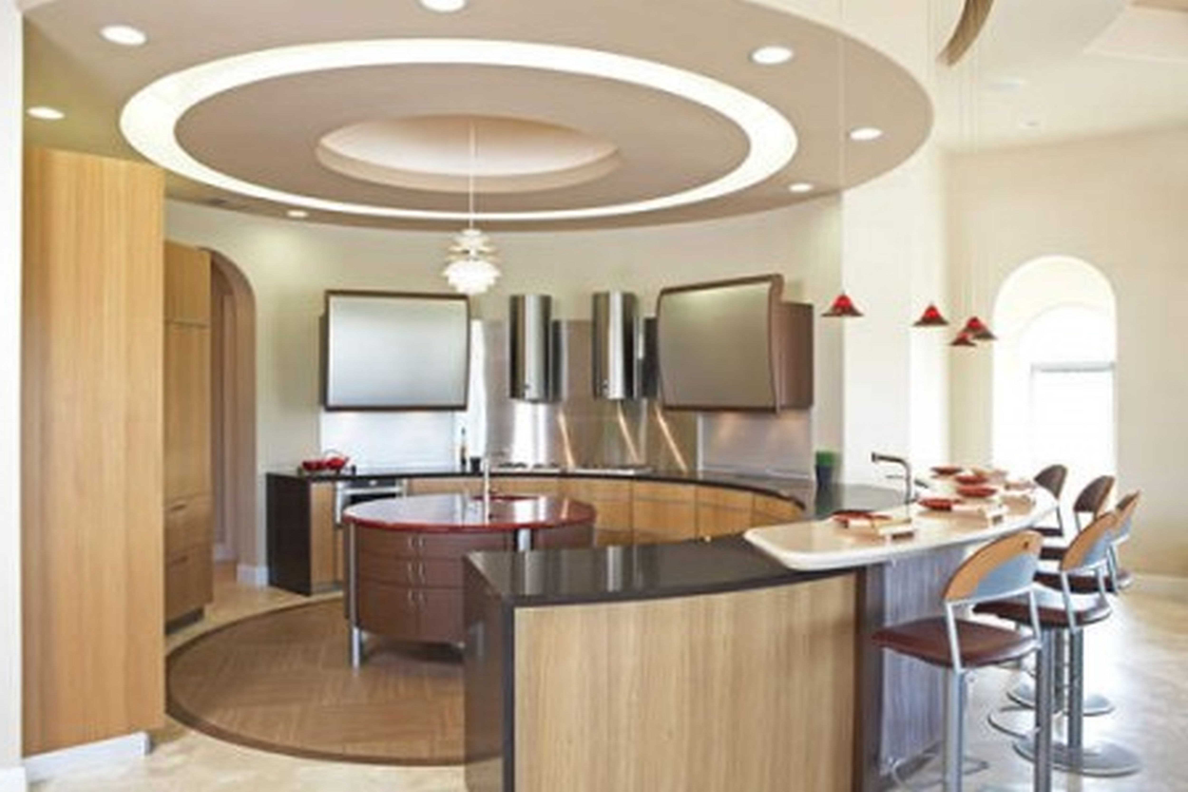 Remarkable Cheerful Pop Ceiling Design For Kitchen Ideas Small Kitchens Download Free Architecture Designs Viewormadebymaigaardcom