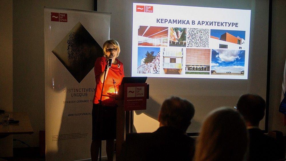 Воркшоп Tile of Spain в Москве #Events