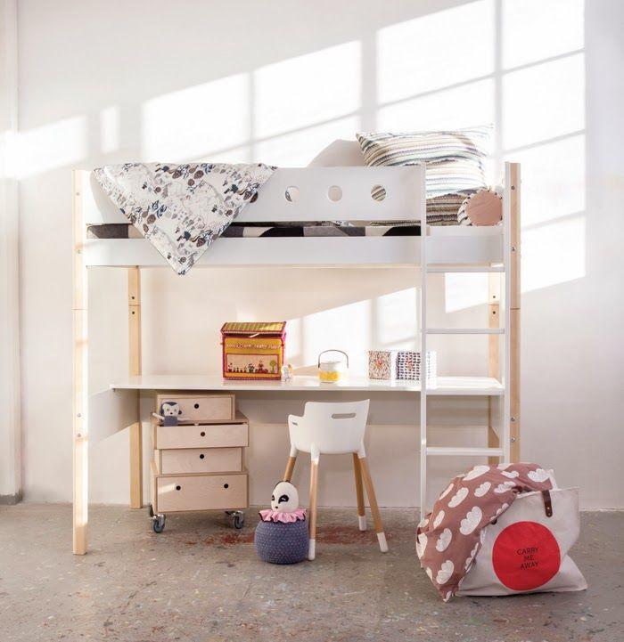 LilleNord magazine flexa bunk bed photo monica bach Kids