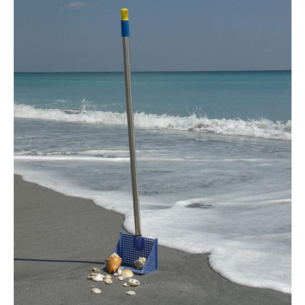 susick sea shell sifter island beach gear sells susick sea shell sifter a handy scoop for seashell collecting find seashells sharks teeth