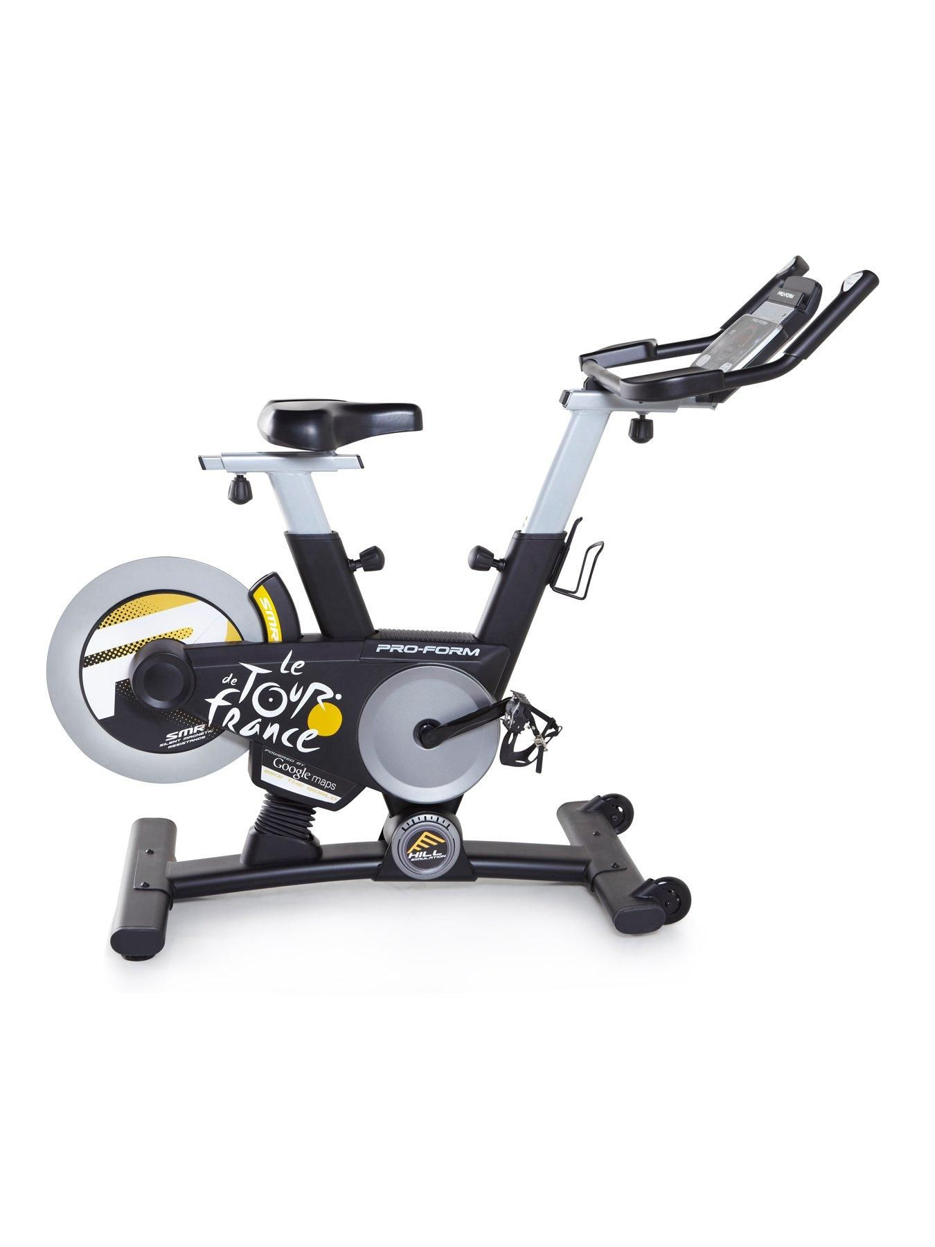 Pro Form Tdf 1 0 Le De Tour France Exercise Bike With Images