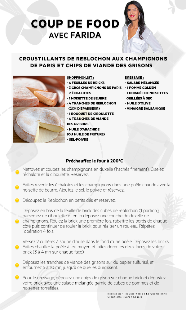- A la une - La Quotidienne - France 5 | Recettes de ...