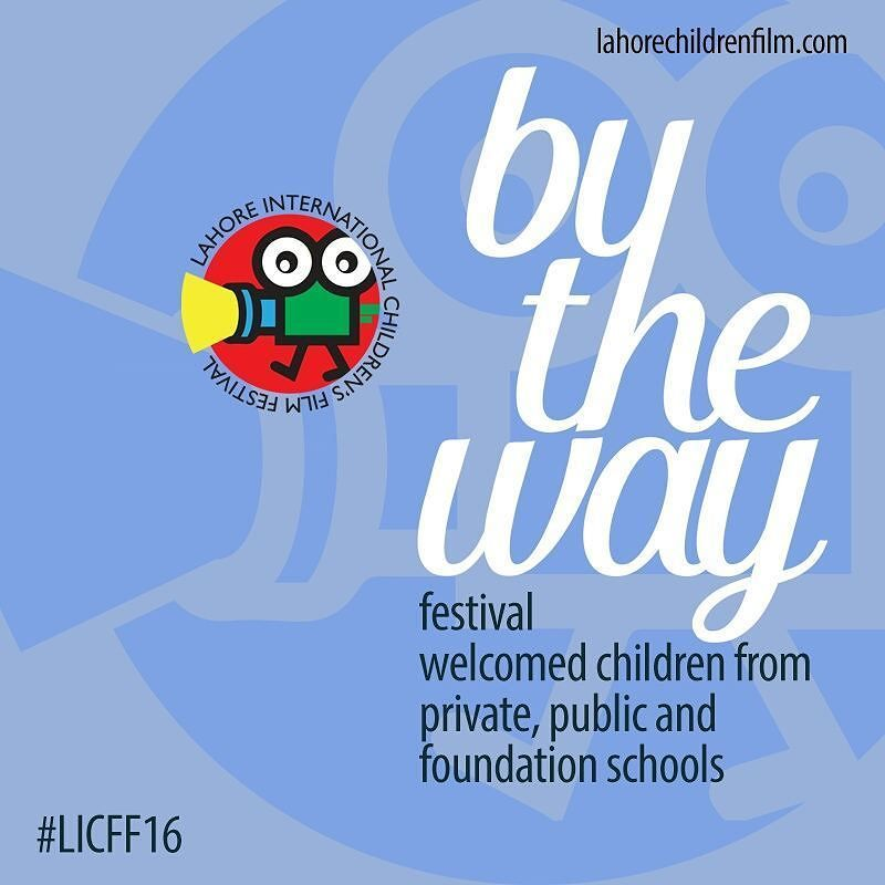 Glimpse of 8th #Lahore #International Children's Film Festival 2016  Now opening in #Islamabad  3rd International Childrens Film Festival - Islamabad 5-8 DECEMBER  For details 03154036167  #LICFF16 #tlaorg #lahore #Islamabad #Pakistan #Festival #filmfestival #children
